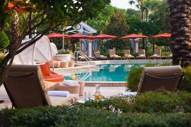 landscape pool image
